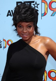 Taraji P. Hensen BET Awards 2009