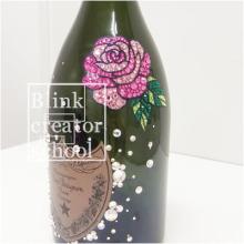 ブリンククリエータースクール名古屋本校のブログ-ボトル デコ