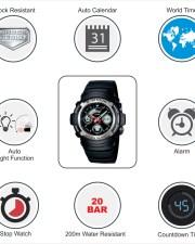 G-Shock AW-590-1ADR