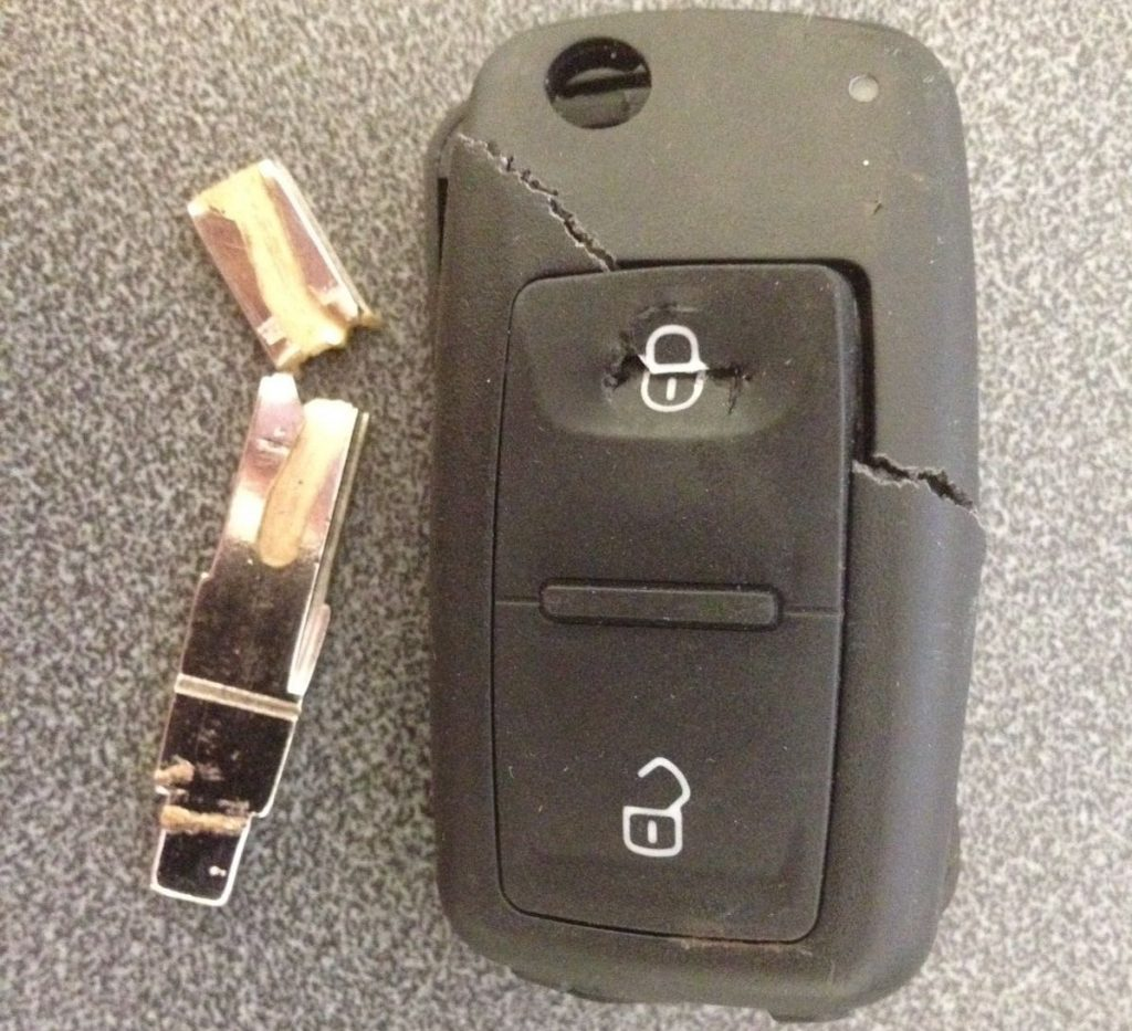 car key repair london