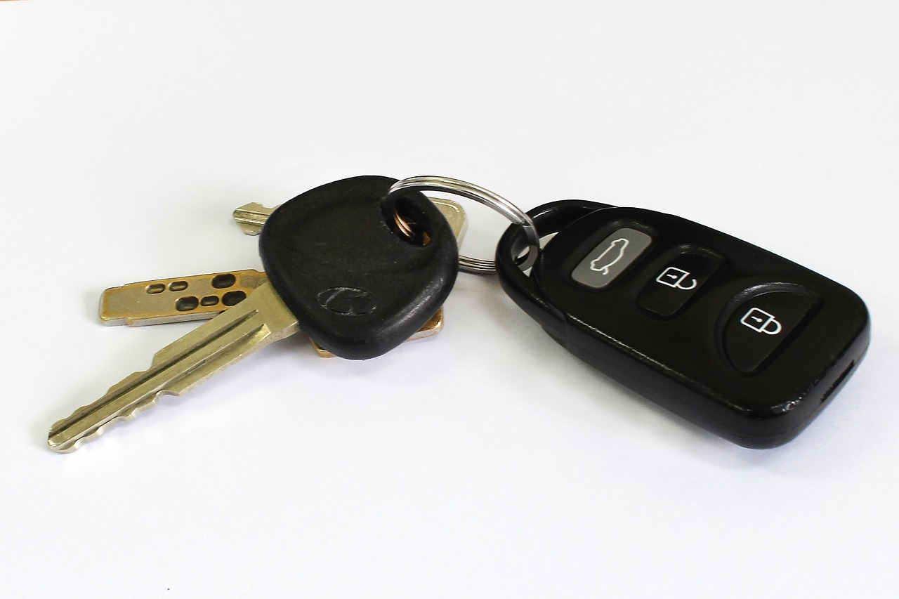 car keys repair london