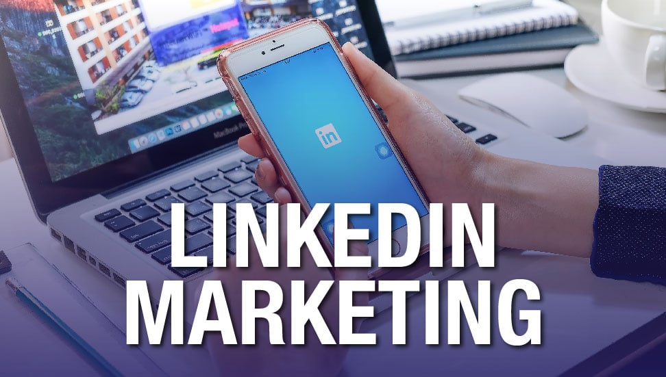 THE ULTIMATE GUIDE TO LINKEDIN MARKETING