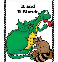 R/R Blends Worksheets - Webber Jumbo Artic Drill Book Vol 1 - Blink Session [ 3300 x 2550 Pixel ]