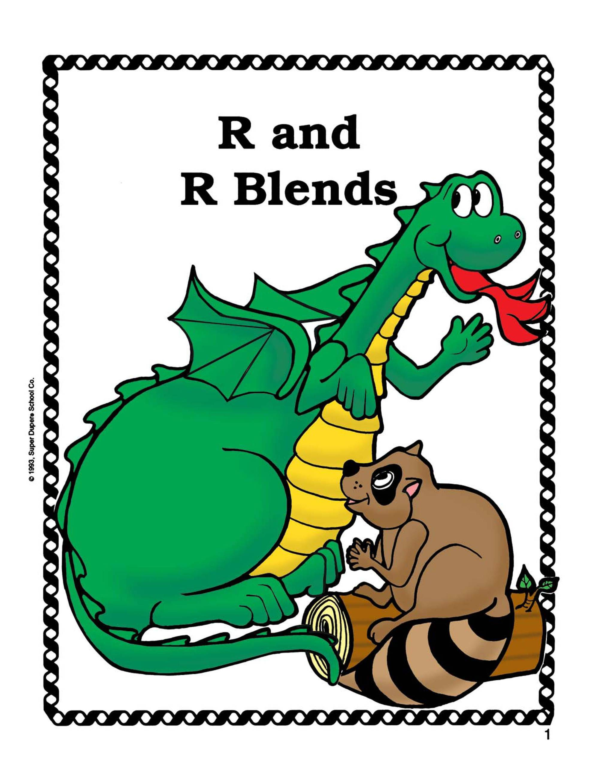 hight resolution of R/R Blends Worksheets - Webber Jumbo Artic Drill Book Vol 1 - Blink Session