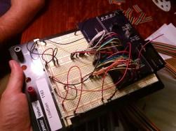 QC12 Display Dev Board