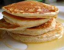 Рецепт блинов на молоке толстые сладкие