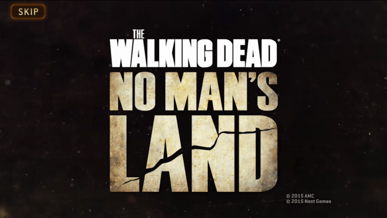 Walking Dead No Mans Land