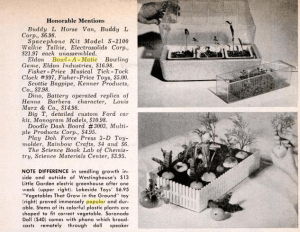 Eldon Bowl-A-Matic gets an honorable emntion in Popular Mechanics.