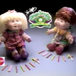 Mattel Snack Time Cabbage Patch Kid