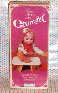 Crumpet by Kenner, box