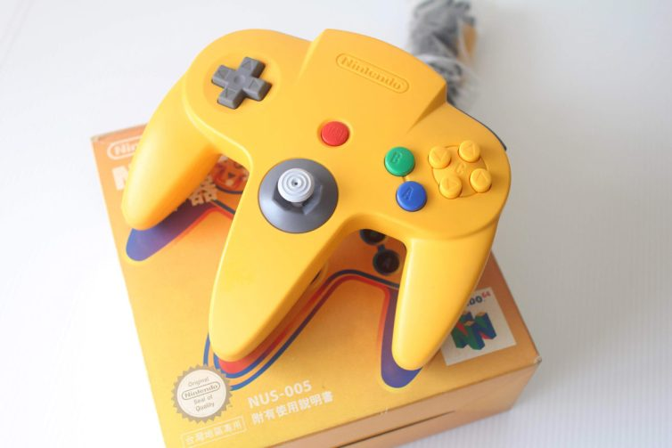 Controller and Box