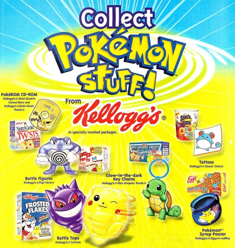 Pokemon Brand Tie-ins