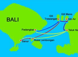 maps perjalanan CB Fast Cruise