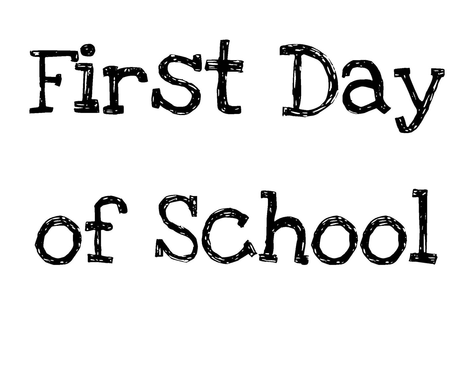 BLIS first day of school for middle and high school
