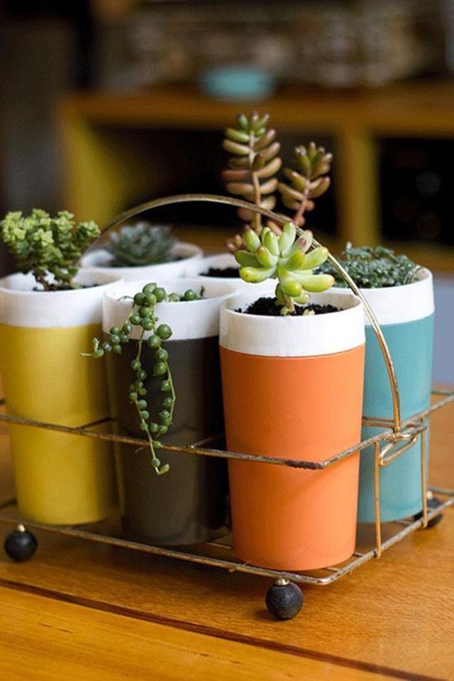 Tips 15 planter ideas 5 10 ไอเดียกระถางต้นไม้จากของใกล้ตัว