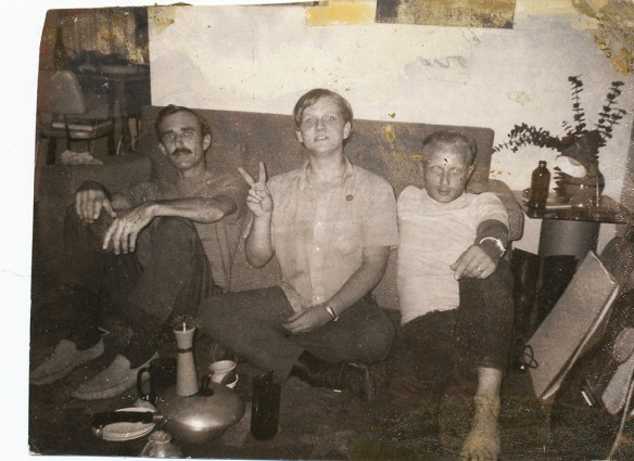 DH and Friends ca 1968