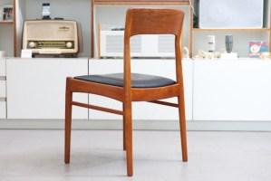 4er Set Teak Stühle KS Made in Denmark – BLISS modern ...