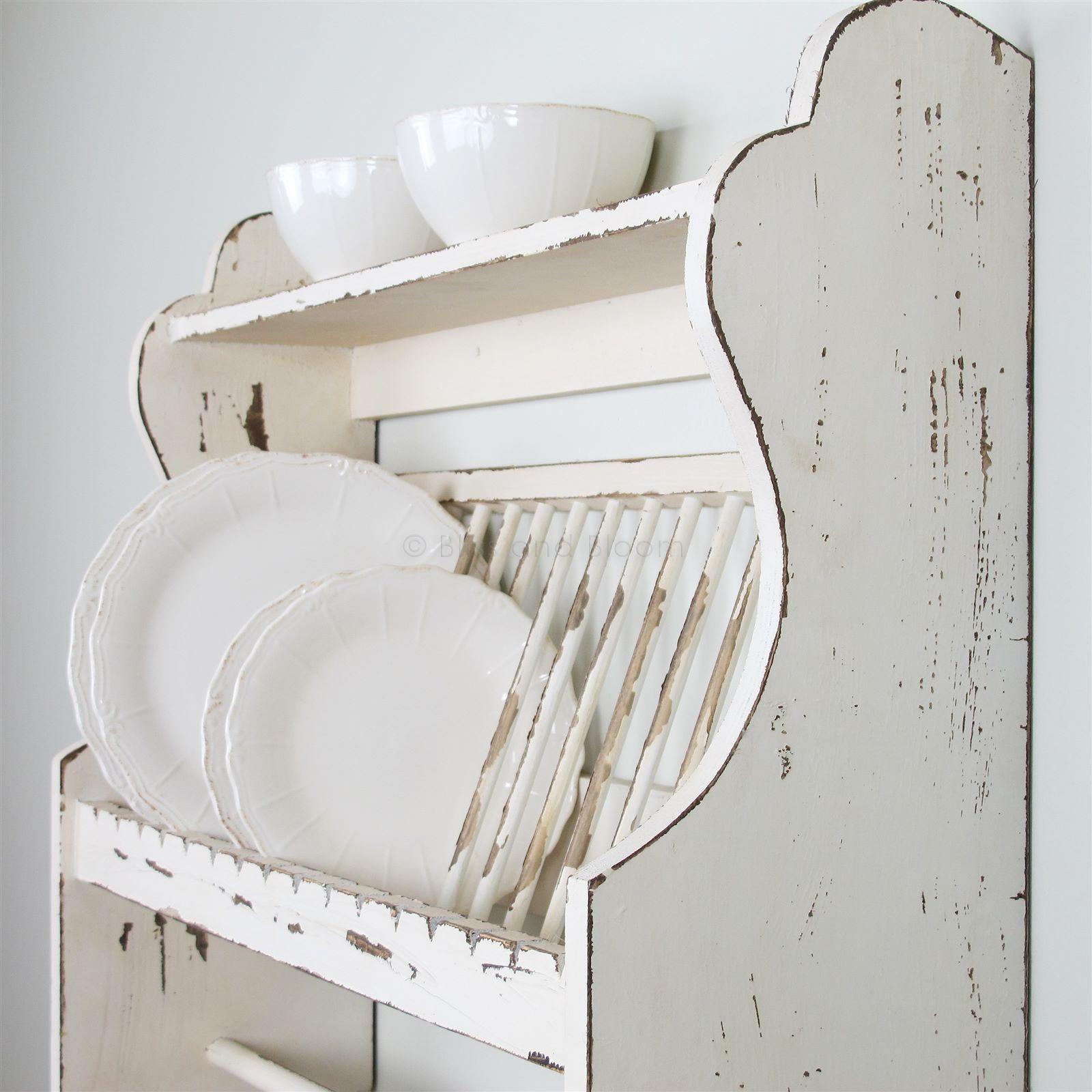 wooden kitchen plate rack cabinet remodeling honolulu shelf bliss and bloom ltd