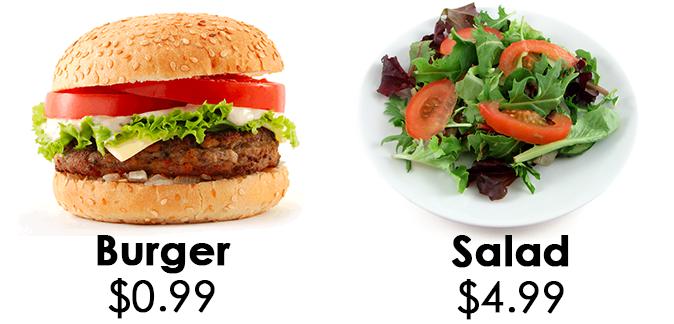 burger-salad