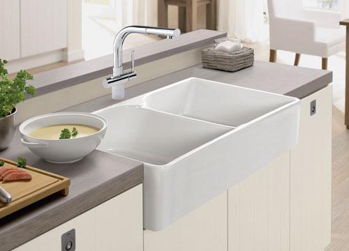 Franke Manor House MHK720 35WH Kitchen Sink