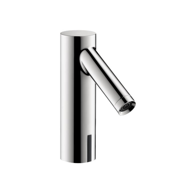 axor kitchen faucet commercial cabinets hansgrohe starck electronic with preset ...
