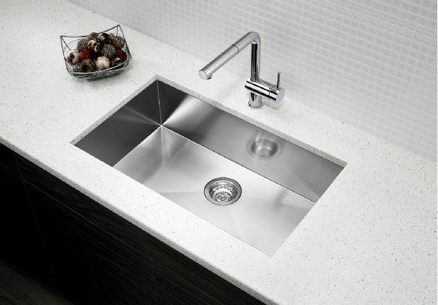blanco kitchen sink quatrus u super single 401248
