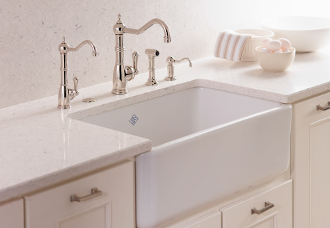 rohl shaw lancaster 24 rc2418 lcf2433 apron front sink