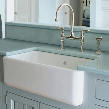 Rohl Shaws Lancaster 30 RC3018 Apron Front Sink Bliss