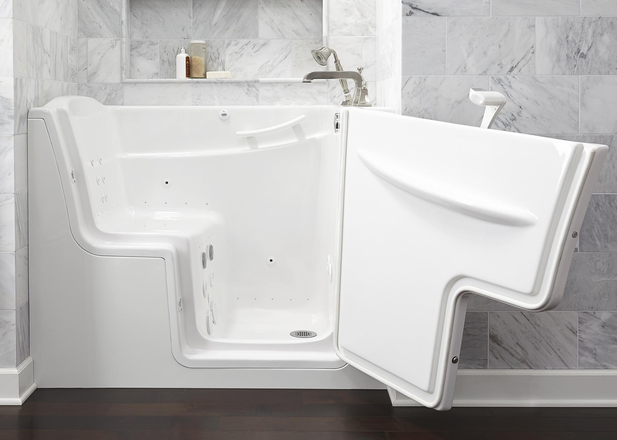 WalkIn Bathtubs  Bliss Bath And Kitchen