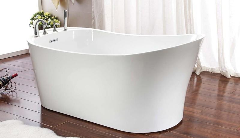 Neptune Paris F1 3266 Freestanding Bathtub Bliss Bath