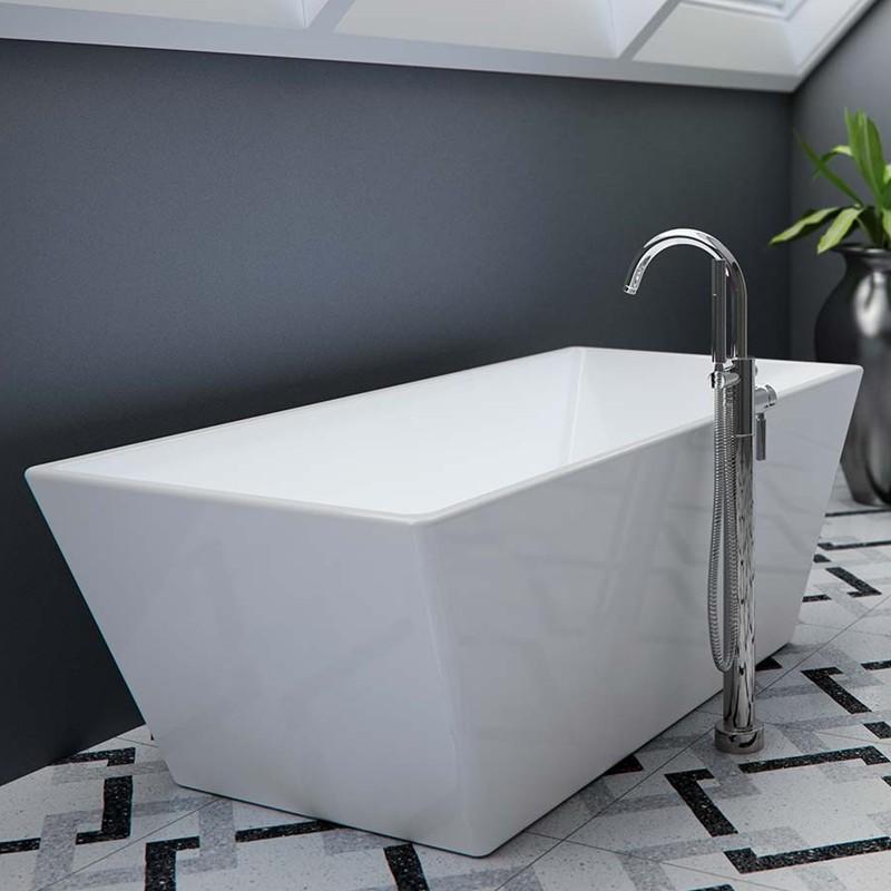 Neptune Prague F1 3266 Freestanding Bathtub  Bliss Bath