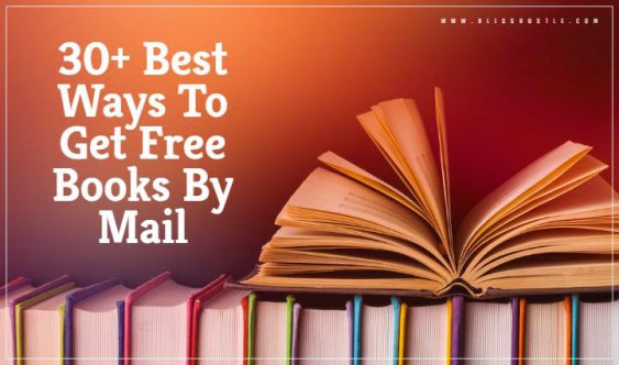 Best Ways To Get Free Books By Mail