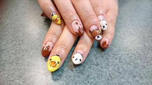 53 Adorable Sanrio Inspired Nail Art Designs You'll ...