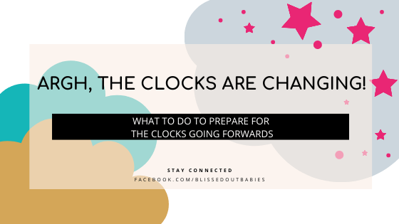 Blog cover -spring clocks change