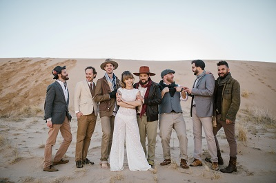 The Dustbowl revival-New
