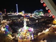 Oktoberfest from the Ferris Wheel