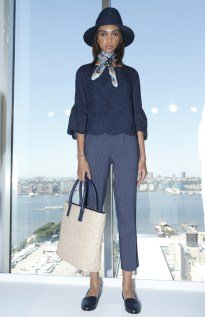 Brooks Brothers by Zac Posen RTW Spring 2017