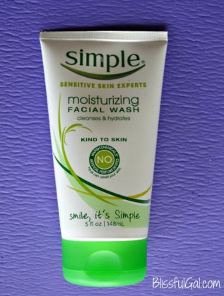 college care package face wash