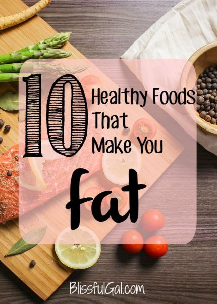 fat healthy foods