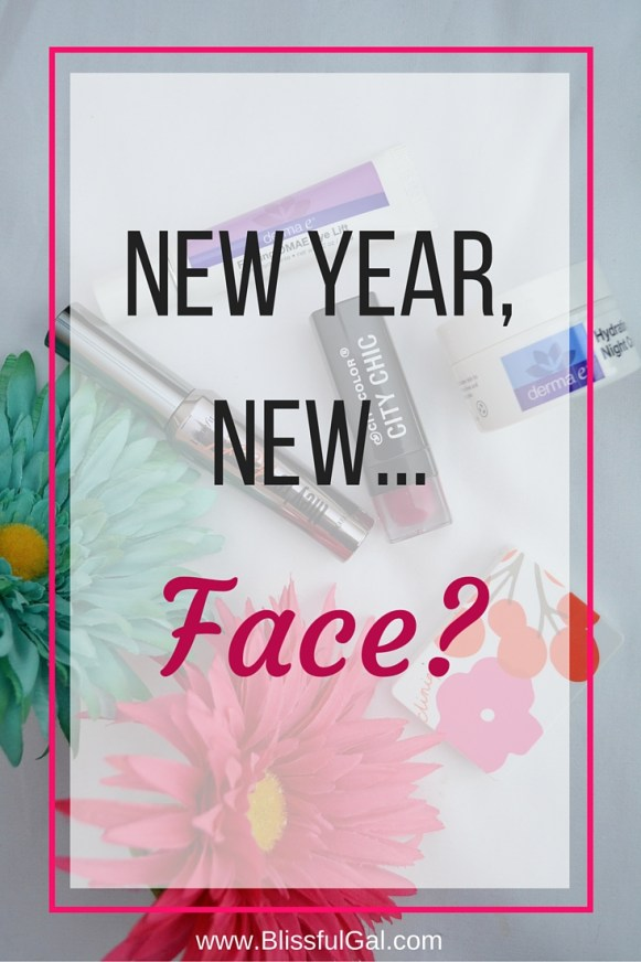 Lifestyle improvements are on everyone's new year's resolutions list, so why not start with your face? Taking extra care of your skin in the winter is a must!