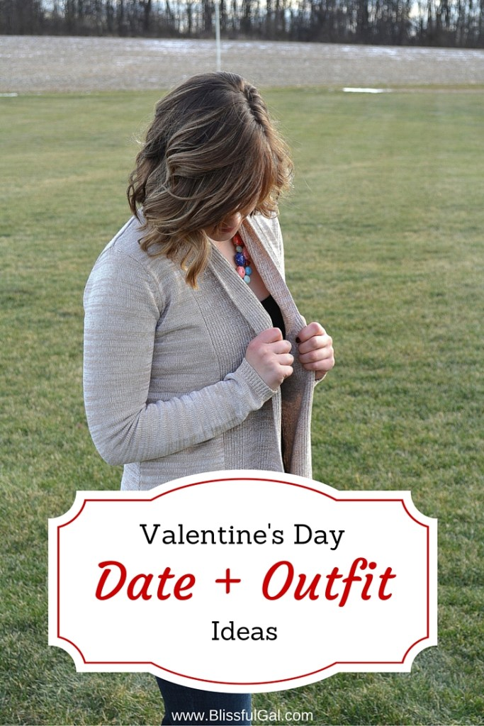 Valentine's Day Date and Outfit Ideas - I love Valentine's Day because it gives me an opportunity to go above and beyond in showing those around me how much I love them! These date and outfit ideas are perfect for anyone who wants to try something new this holiday! Read on to find out my favorite date ideas