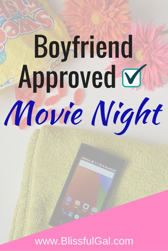 Boyfriend Approved Movie Night- Creating a date night that interests both you and your boyfriend can be a challenge at times, which is why I am sharing one of my favorite summer date night ideas!