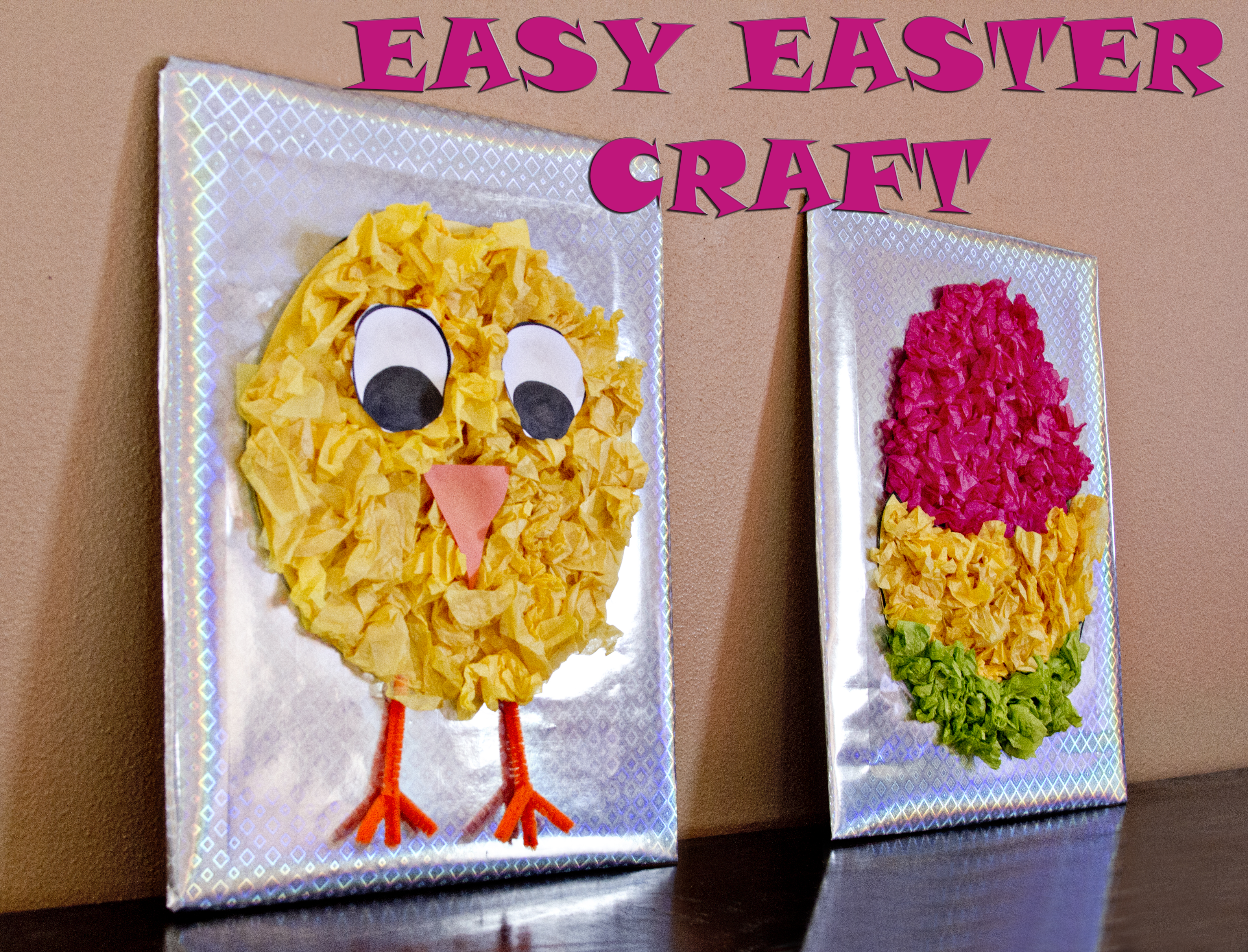 Easter Craft Easy Easter Decorations Blissfully Domestic