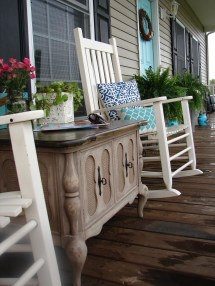 Spring Porch And Patio Decor Inspirations Blissfully