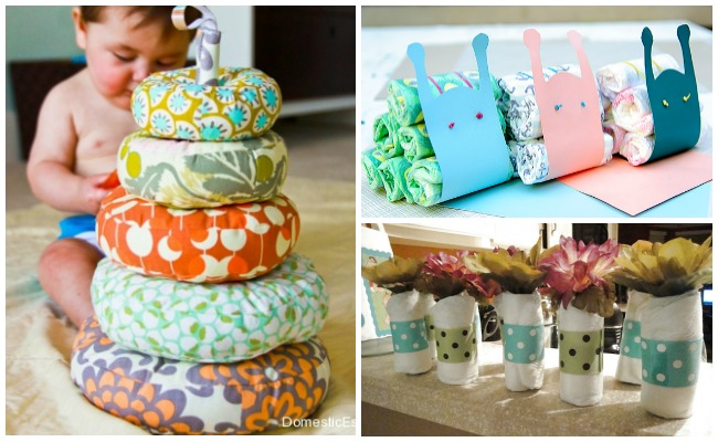 Baby Shower Centerpieces You Can Make Yourself Blissfully Domestic
