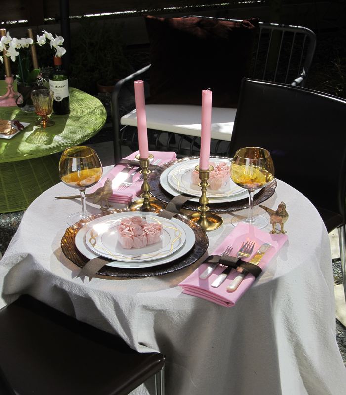 10 Romantic Valentines Day Table Settings Blissfully