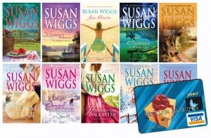 books Susan Wiggs The Ocean Between Us Book release and GIVEAWAY