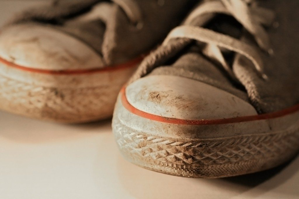 special needs Tips and Techniques: Tying Shoes