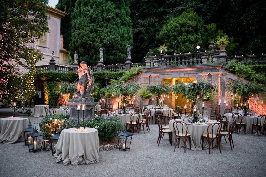 plan a wedding in Italy