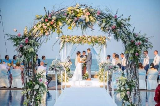 hua hin wedding